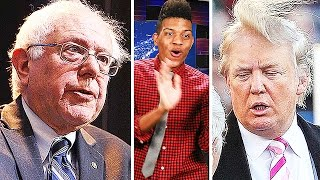 Which Old Man Will Get Elected President In 2016? - Politics Be Like