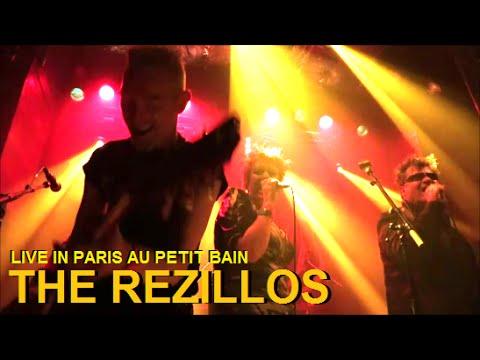 THE REZILLOS LIVE IN PARIS AU PETIT BAIN  LE 16 SEPTEMBRE 2016