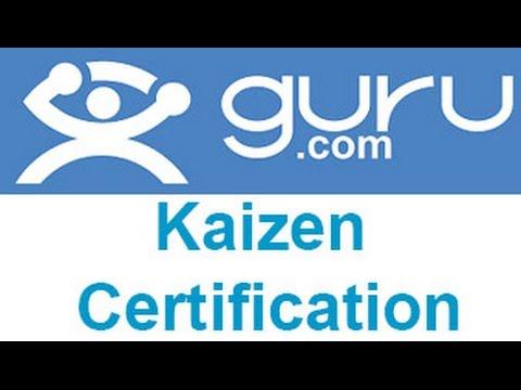 Guru Kaizen Certification Exam Answers - YouTube