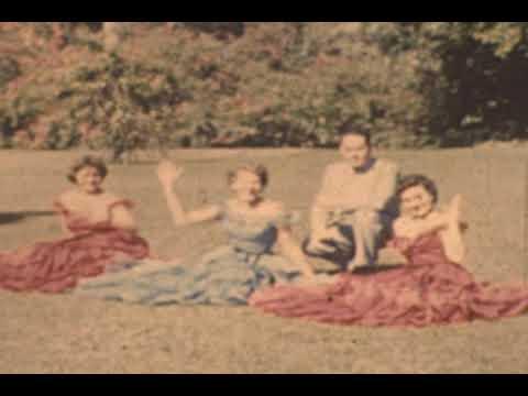 Don & Maj-Britt Traynor Florida Part 1, Honeymoon 1956
