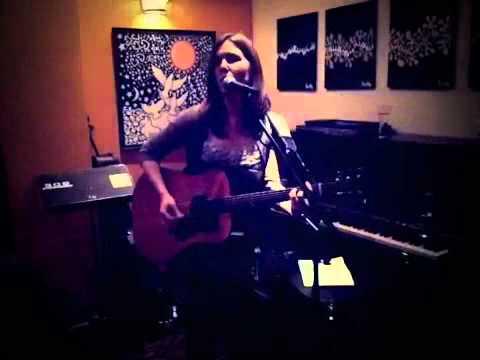 Jo Kroger - Time Bomb, live, Path Cafe, NYC