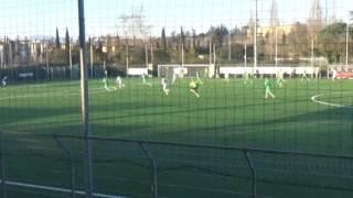 Grassina-Fortis Juventus 1-3 Eccellenza Girone B