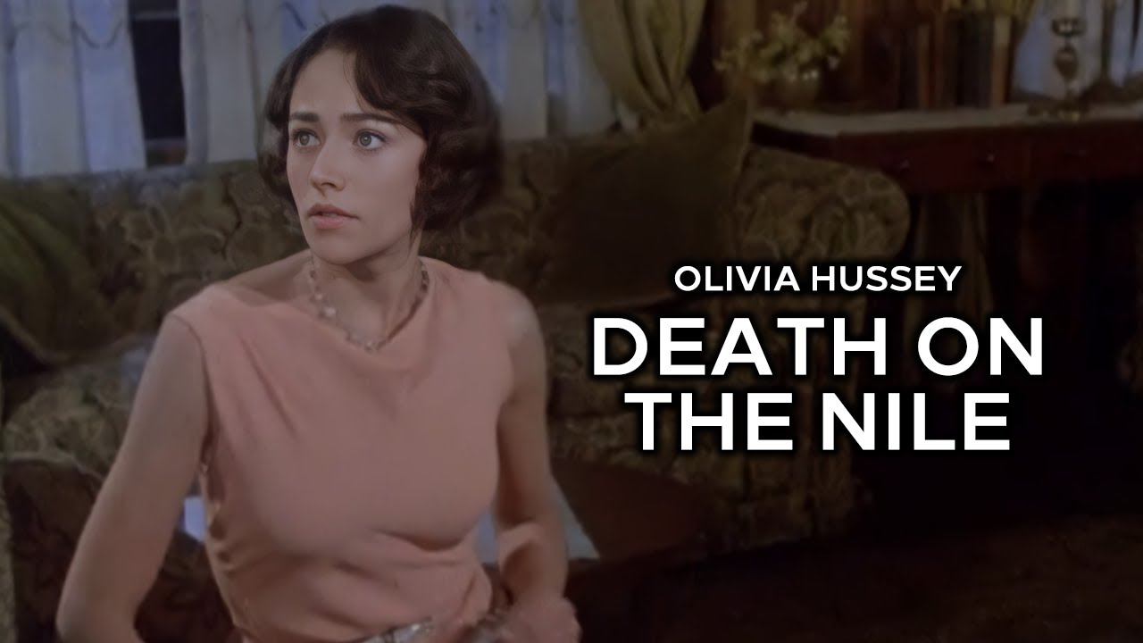 Download Olivia Hussey in Death on the Nile (1978) - (Clip 2/4)