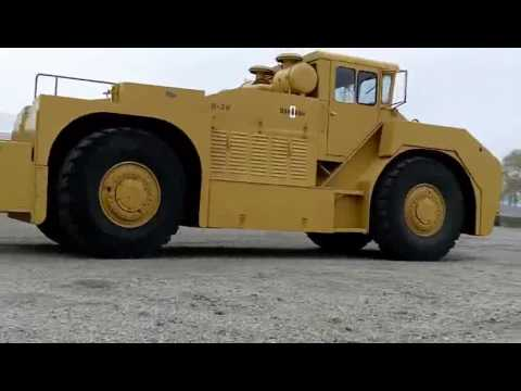 U30 Aircraft Tow Tractor