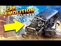 Destroying Vehicles With a Drone Army! - Car Demolition Clicker Gameplay