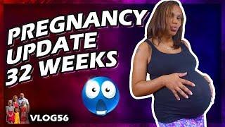 Pregnancy Update: 32 Week Update