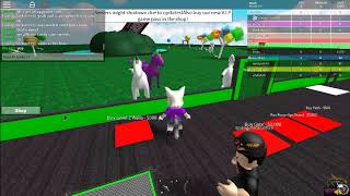 roblox giochiamo: unicorn tycoon (ft: springchicken939)