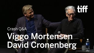 Viggo Mortensen & David Cronenberg On CRASH