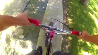 STREET BMX RIDE Gopro sjcam Canada Trois Rivieres