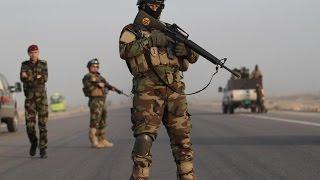 انطلاق عملية تحرير منطقة الدولاب آخر معاقل داعش في هيت