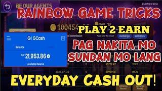 RAINBOW GAME NEW UPDATE TRICKS | RAINBOW GAME EXPLAIN | PASSIVE INCOME 2021