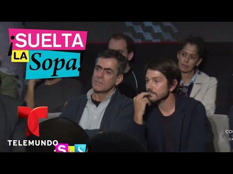 Gael García Bernal y Diego Luna más unidos que nunca   Suelta La Sopa   Entretenimiento