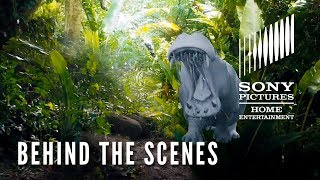 JUMANJI: WELCOME TO THE JUNGLE – Behind the Scenes Clip – VFX: Then & Now