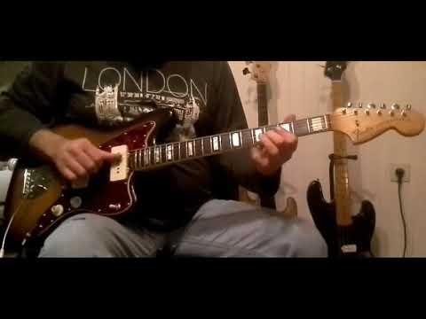 Blue Jazz Rock - Mickey Baker cover/testing '72 Fender Jazzmaster