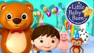 ABC Song Alphabet Party | Learn with Little Baby Bum | Nursery Rhymes for Babies | Songs for Kids