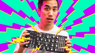 An inspiration machine — Moog Subharmonicon