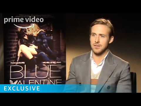 Blue Valentine's Ryan Gosling on Falling in and Out of Love | Prime Video