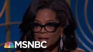 Possible Oprah Winfrey Run: A Debate On Pros And Cons | Morning Joe | MSNBC