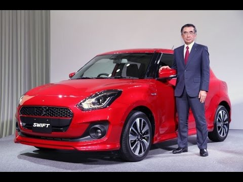 2017 Maruti Suzuki Swift - Design Overview