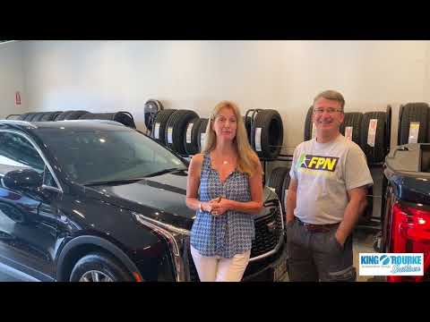 King ORourke Reviews: Testimonial by Deana about a 2019 Cadillac XT4