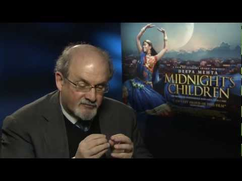 Midnight's Children Press Junket Interviews - Salman Rushdie & Deepa Mehta