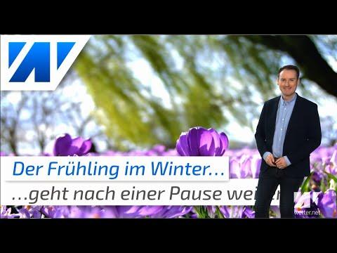 14°C Im Januar: Nächste Woche Schon Wieder Frühlingswärme!