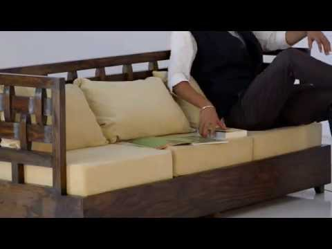 New Kuber Sofa - Saraf Furniture