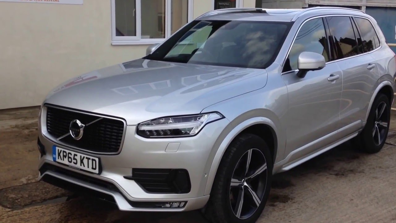 all new volvo xc90 d5 r design review youtube. Black Bedroom Furniture Sets. Home Design Ideas