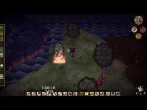 Don't starve adventure mode part 3: archipelago