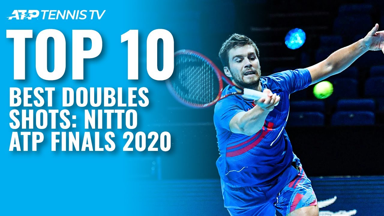 Top 10 Best Doubles Shots & Rallies! | Nitto ATP Finals 2020