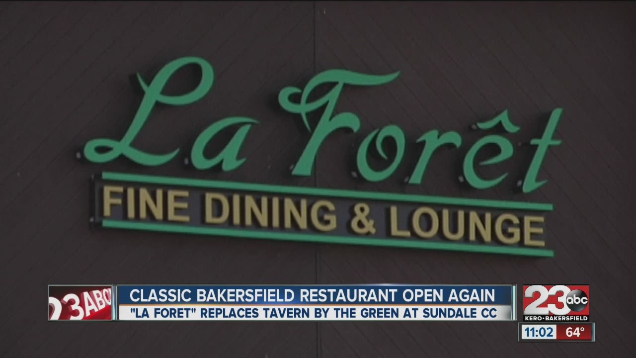 New Name: Classic Bakersfield Restaurant Given New Look And New Name
