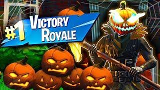 Nouveau jeu de peau HOLLOW HEAD dans Fortnite Battle Royale (Halloween Skins)