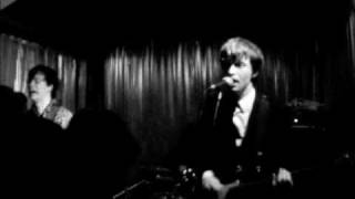 THE BISHOPS live 'The only place I can look is down'
