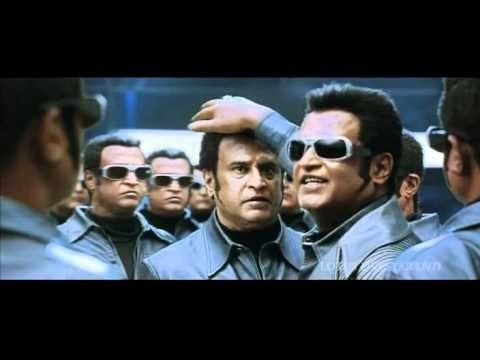 Endhiran vfx breakdown...