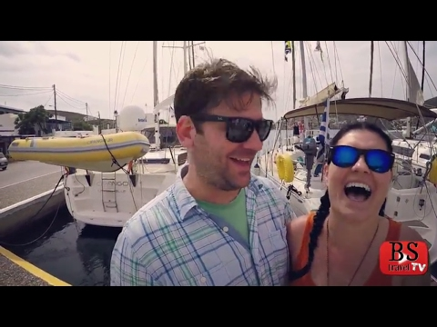 S3 E5: We HAVEN'T even left the DOCK yet. Seafarer Sailing-Ios, Greek Islands Travel Guide