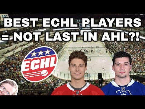 CAN THE BEST ECHL PLAYERS NOT FINISH LAST IN THE AHL? | NHL 18 | ARCADE REGIMENT