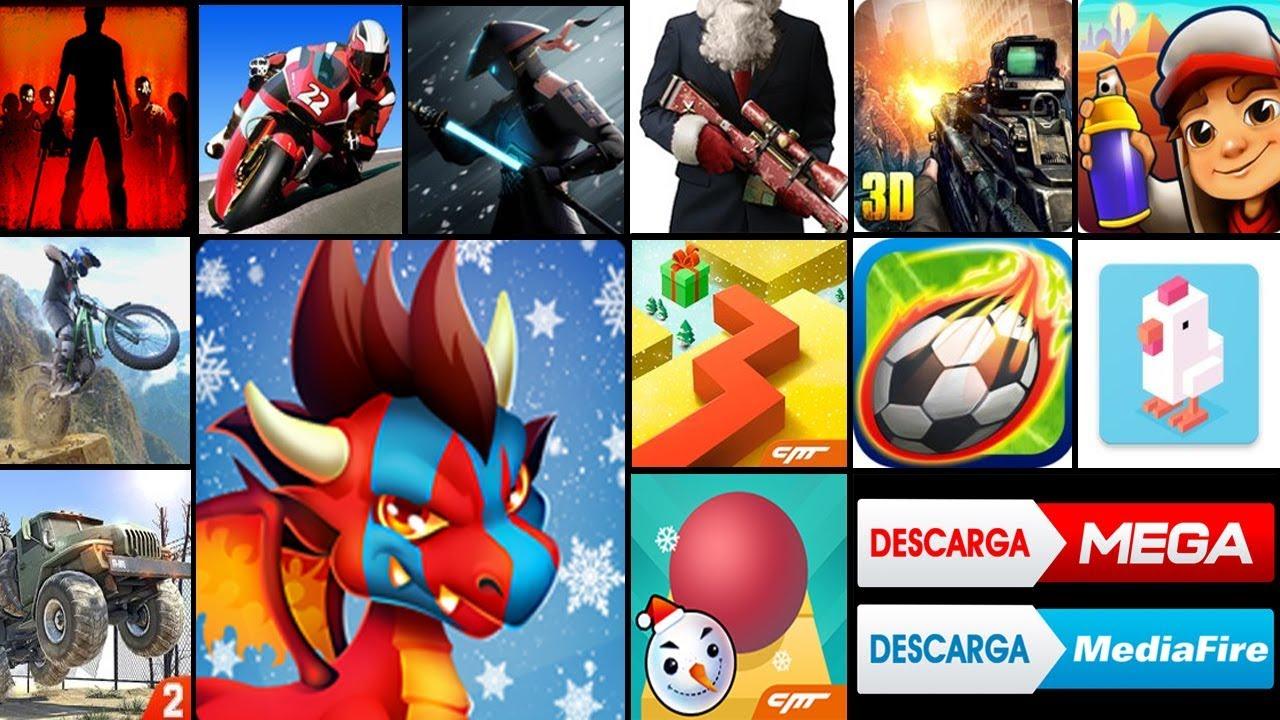 Top 20 Juegos Hackeados Para Android Los Mejores Hackeados