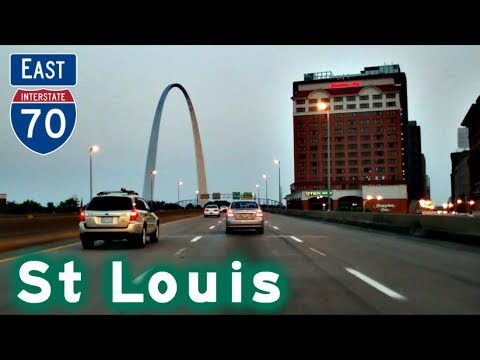 I-70 East to Saint Louis