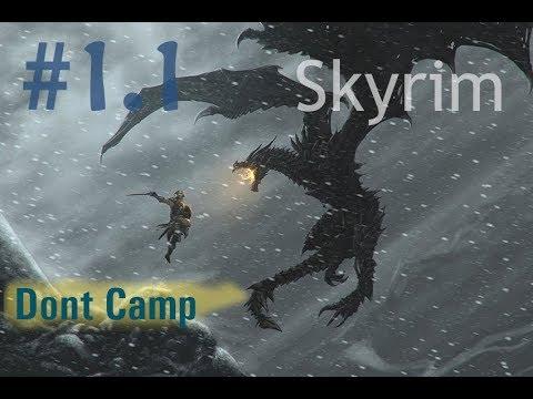 Skyrim (survival Needs, Sksp Vs Eso, Skyrim Camp) #1