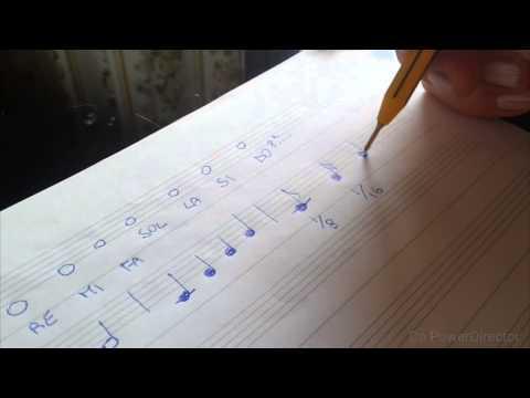 PRESENTAZIONE E... PRIMA LEZIONE DI MUSICA!!
