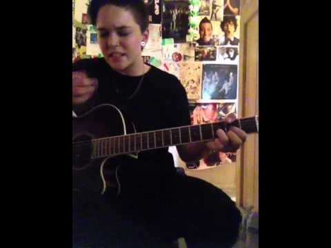 Because of The Shame by Against Me! Covered by Miranda Duffy