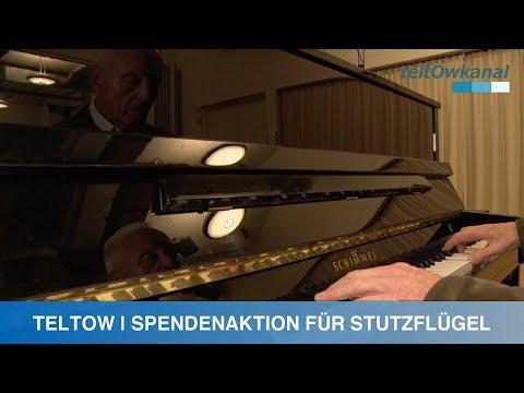 TELTOW   SPENDENAKTION FÜR STUTZFLÜGEL