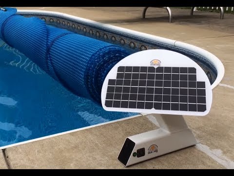 Automatic Remote Controlled Battery Powered Solar