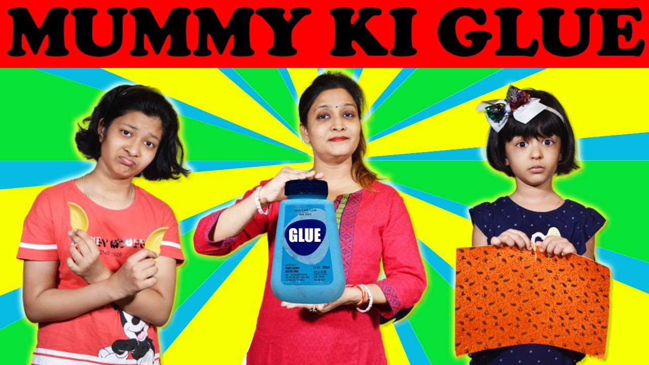 Mummy Ki Glue | Family Short Movie | #CuteSisters #HindiMoralStories #MoralStories | Cute Sisters