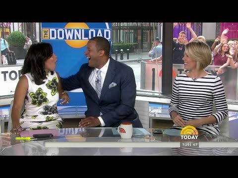 Today Show - DON'T TOUCH