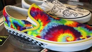 @VANS x Customs Slipons & Old Skools - Jay Howell, TieDye, Peanuts, Photos, Trill...
