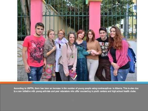 ALBANIA Photo Reportage Total Market Approach - Foto reportazh për Planifikimin Familjar