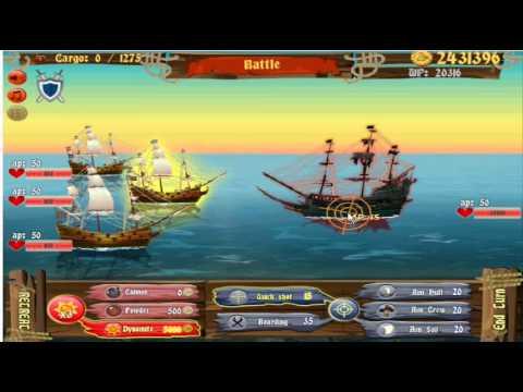 Caribbean Admiral Walkthrough
