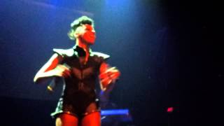 Watch Dawn Richard Show Stopper video