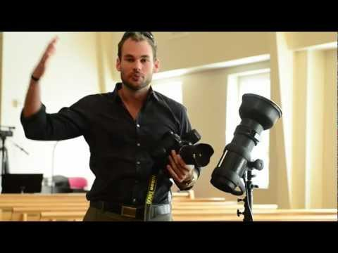 Learn Wedding Photography: Posed Pictures in a Church
